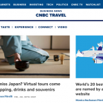 CNBC Travel -Travel and Work Private Online Tour